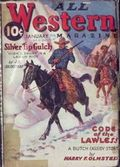 All Western Magazine (1931-1943 Dell Publishing) Pulp Vol. 15 #45