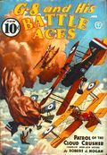 G-8 and His Battle Aces (1933-1944 Popular Publications) Pulp Vol. 9 #1