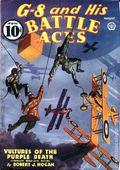 G-8 and His Battle Aces (1933-1944 Popular Publications) Pulp Vol. 9 #3