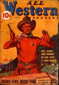 All Western Magazine (1931-1943 Dell Publishing) Pulp Vol. 16 #48