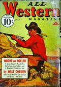 All Western Magazine (1931-1943 Dell Publishing) Pulp Vol. 17 #49