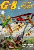 G-8 and His Battle Aces (1933-1944 Popular Publications) Pulp Vol. 10 #2