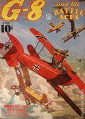 G-8 and His Battle Aces (1933-1944 Popular Publications) Pulp Vol. 10 #3