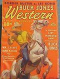 Buck Jones Western Stories (1936-1937 Dell) Pulp Vol. 1 #2