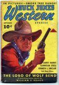 Buck Jones Western Stories (1936-1937 Dell) Pulp Vol. 1 #3