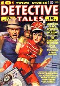 Detective Tales (1935-1953 Popular Publications) Pulp 2nd Series Vol. 21 #1