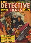 Detective Tales (1935-1953 Popular Publications) Pulp 2nd Series Vol. 21 #2