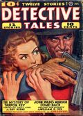 Detective Tales (1935-1953 Popular Publications) Pulp 2nd Series Vol. 22 #1