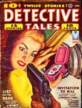 Detective Tales (1935-1953 Popular Publications) Pulp 2nd Series Vol. 24 #3