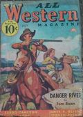 All Western Magazine (1931-1943 Dell Publishing) Pulp Vol. 17 #51