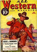 All Western Magazine (1931-1943 Dell Publishing) Pulp Vol. 18 #52