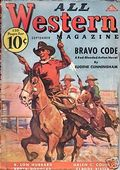 All Western Magazine (1931-1943 Dell Publishing) Pulp Vol. 18 #53