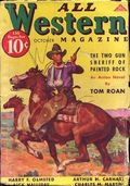All Western Magazine (1931-1943 Dell Publishing) Pulp Vol. 18 #54