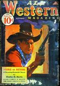 All Western Magazine (1931-1943 Dell Publishing) Pulp Vol. 19 #55