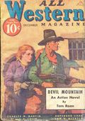 All Western Magazine (1931-1943 Dell Publishing) Pulp Vol. 19 #56