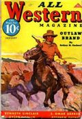 All Western Magazine (1931-1943 Dell Publishing) Pulp Vol. 19 #57