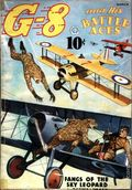 G-8 and His Battle Aces (1933-1944 Popular Publications) Pulp Vol. 11 #2
