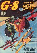 G-8 and His Battle Aces (1933-1944 Popular Publications) Pulp Vol. 11 #3