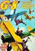 G-8 and His Battle Aces (1933-1944 Popular Publications) Pulp Vol. 11 #4