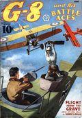 G-8 and His Battle Aces (1933-1944 Popular Publications) Pulp Vol. 12 #1