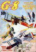 G-8 and His Battle Aces (1933-1944 Popular Publications) Pulp Vol. 12 #2