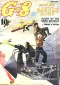 G-8 and His Battle Aces (1933-1944 Popular Publications) Pulp Vol. 12 #4