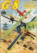 G-8 and His Battle Aces (1933-1944 Popular Publications) Pulp Vol. 13 #1