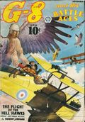 G-8 and His Battle Aces (1933-1944 Popular Publications) Pulp Vol. 13 #2
