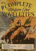 Complete Western Love Novelettes (1931-1933 Clayton Magazines) Pulp Vol. 1 #3