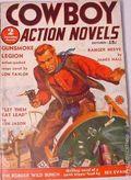 Cowboy Action Novels (1938 Western Fiction) Pulp Vol. 1 #1