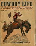 Cowboy Life (1926 Clayton Magazines) Pulp Vol. 1 #1
