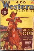 All Western Magazine (1931-1943 Dell Publishing) Pulp Vol. 20 #60