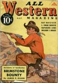 All Western Magazine (1931-1943 Dell Publishing) Pulp Vol. 21 #61