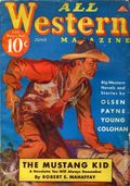 All Western Magazine (1931-1943 Dell Publishing) Pulp Vol. 21 #62