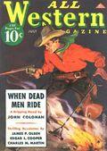 All Western Magazine (1931-1943 Dell Publishing) Pulp Vol. 21 #63