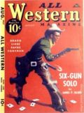 All Western Magazine (1931-1943 Dell Publishing) Pulp Vol. 22 #64