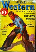 All Western Magazine (1931-1943 Dell Publishing) Pulp Vol. 22 #65