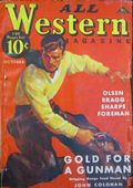 All Western Magazine (1931-1943 Dell Publishing) Pulp Vol. 22 #66