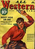 All Western Magazine (1931-1943 Dell Publishing) Pulp Vol. 23 #67