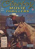 Cowboy Movie Thrillers (1941-1942 Red Star) Pulp Vol. 1 #1
