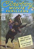 Cowboy Movie Thrillers (1941-1942 Red Star) Pulp Vol. 1 #2