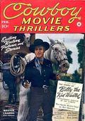 Cowboy Movie Thrillers (1941-1942 Red Star) Pulp Vol. 1 #3