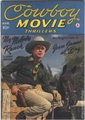 Cowboy Movie Thrillers (1941-1942 Red Star) Pulp Vol. 1 #4
