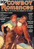 Cowboy Romances (1937-1938 Columbia Publications) Pulp Vol. 1 #1
