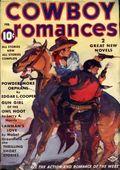 Cowboy Romances (1937-1938 Columbia Publications) Pulp Vol. 1 #3