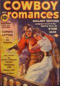 Cowboy Romances (1937-1938 Columbia Publications) Pulp Vol. 1 #5