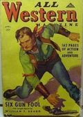 All Western Magazine (1931-1943 Dell Publishing) Pulp Vol. 24 #72