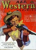 All Western Magazine (1931-1943 Dell Publishing) Pulp Vol. 25 #73