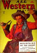 All Western Magazine (1931-1943 Dell Publishing) Pulp Vol. 25 #74