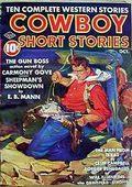 Cowboy Short Stories (1938-1940 Columbia Publications) Pulp Vol. 1 #6